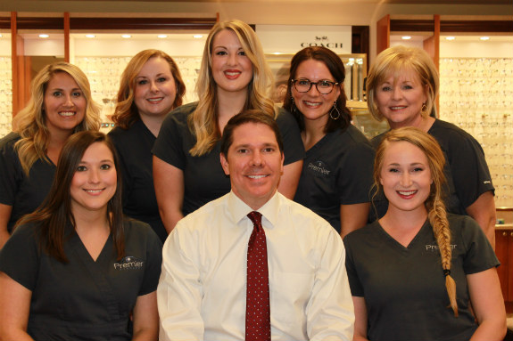 Staff Photo eye doctor knoxville farragut tn